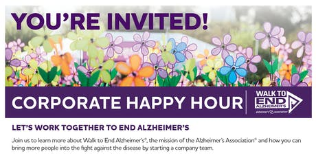 Walk to End Alzheimer's Corporate Happy Hour tickets