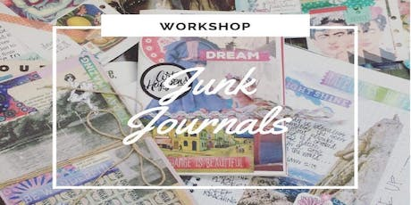 Create Your Own Junk Journal tickets