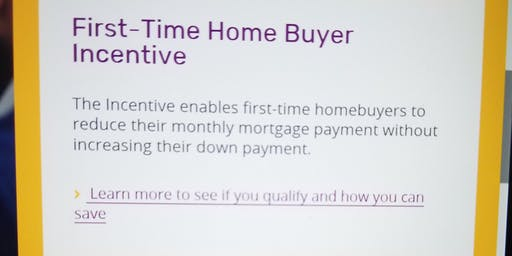 CMHC Coffee Chats:  First Time Home Buyer Incentive