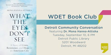WDET Book Club: Detroit Community Conversation tickets