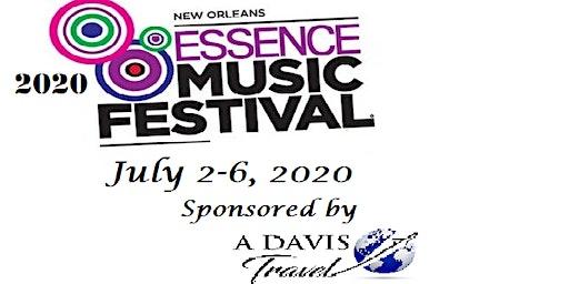 "2020 Essence Festival ""Dare to Care"" Girls & Guys Trip 3"