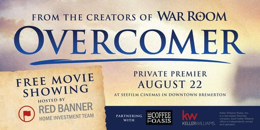 """OVERCOMER"" Exclusive Private Premier"