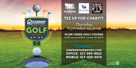 Fairway's 5th Annual Tee Up for Charity Golf Outing tickets