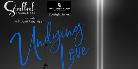 """Undying Love by Ed """"Tiger"""" Verdin (a Staged Reading) tickets"""