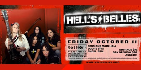 Hell's Belles tickets