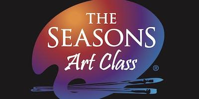 The Seasons Art Class Bromsgrove: Autumn Exhibition