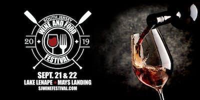2019 South Jersey Wine & Food Festival Vendor Registration