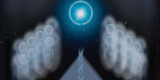 ASCENSION TRANSMISSION WITH THE SIRIAN BLUE WHITE COLLECTIVE