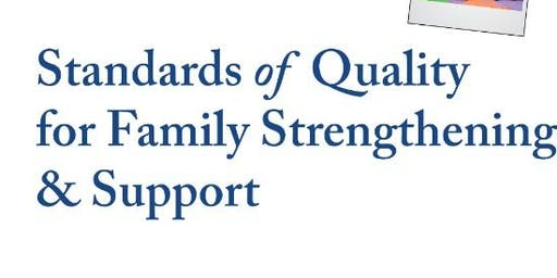 Floyd County Family Support Standards Training