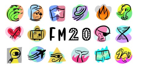 Fluid Movement's 20th Birthday Gala! tickets