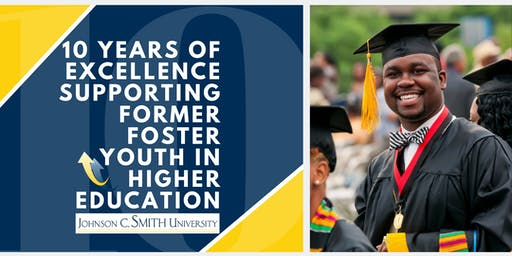 10 Years of Excellence Supporting Former Foster Youth in Higher Education