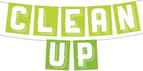 Whitesburg & Blanda Drive Clean Up Day tickets