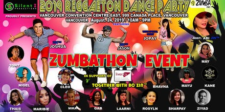 Zumbathon Event In Support of Canadian Liver Foundation tickets