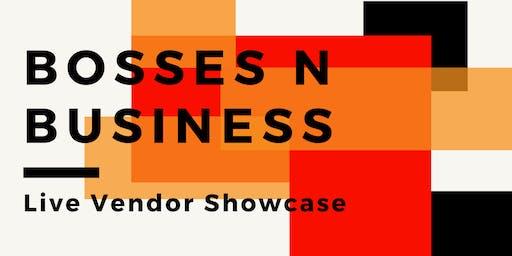 Bosses in Business Vendor Showcase