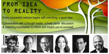 From Idea to Reality Forum tickets