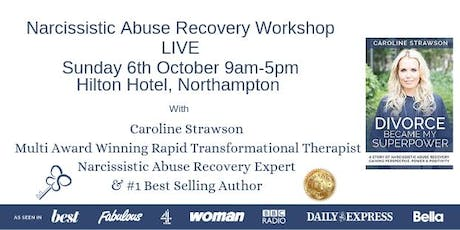 Narcissistic Abuse Recovery Live Workshop  tickets
