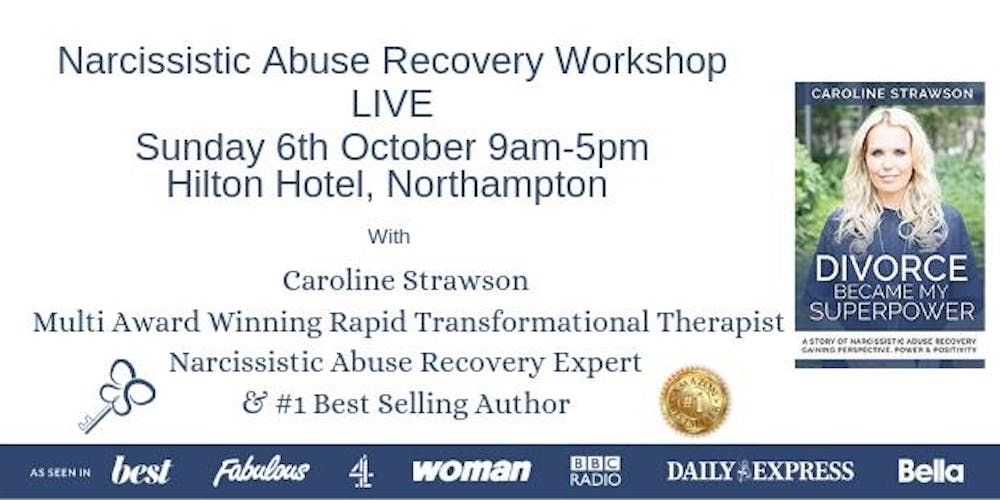 Narcissistic Abuse Recovery Live Workshop