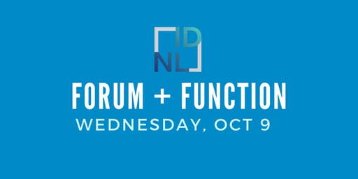 Forum + Function Tradeshow (2019)