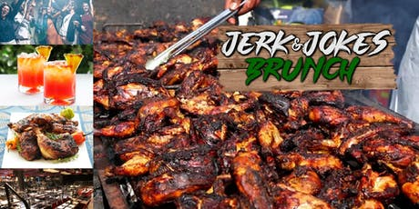 Jerk and Jokes Brunch (Nov) tickets