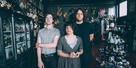Screaming Females with Dusk tickets
