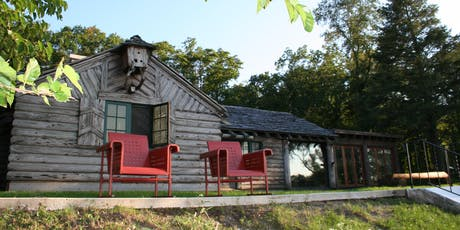 Century of Progress Talk - Cypress Log Cabin tickets