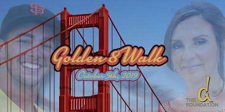 Golden 8 Bridge Walk 2019 tickets