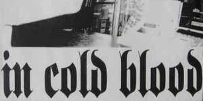 IN COLD BLOOD RECORD RELEASE