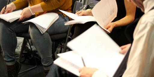 Red Rope Young Writers Rehearsed Reading