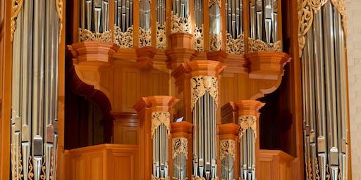 PLU Richard D. Moe Organ Recital Series: Paul Tegels, University Organist