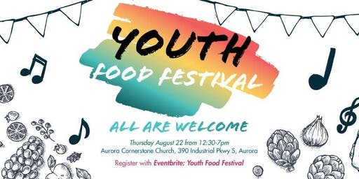 Youth Food Festival