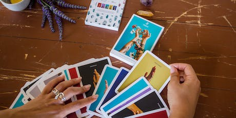 FEEL CARDS LAUNCH PARTY & CLASS tickets