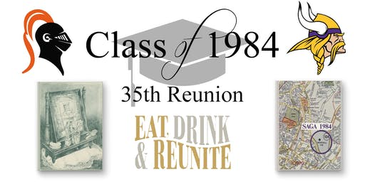 Class of 1984 All-High School 35th Reunion