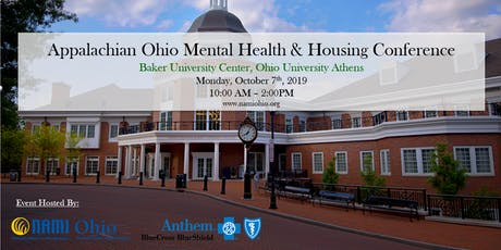 Appalachian (SE) Ohio Mental Health & Housing Conference  tickets