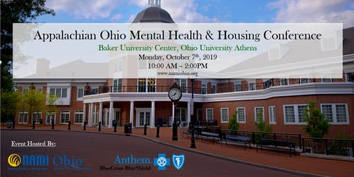 Appalachian (SE) Ohio Mental Health & Housing Conference