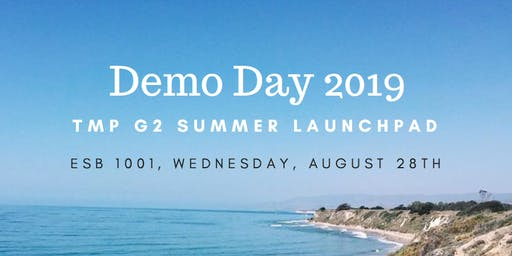 TMP G2 Demo Day