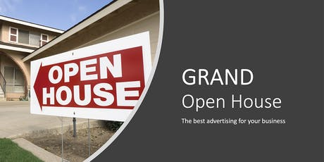 Grand Open House - CE 2 Credits tickets
