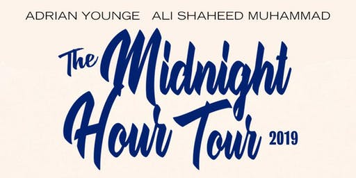 The Midnight Hour @ Lodge Room Highland Park