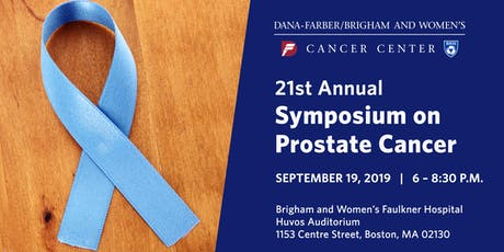 21st Annual Prostate Symposium tickets