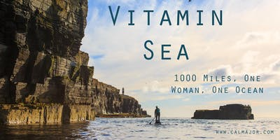 Vitamin Sea film night and Q & A with Cal Major -Spey Bay - 30th September