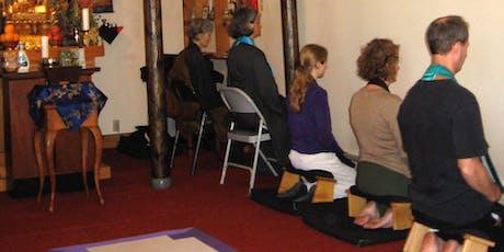 Meditation Retreat -Buddhist Mindfulness tickets