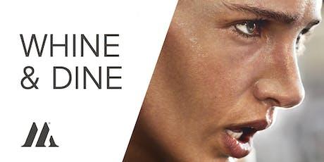 Whine & Dine Trainyards tickets