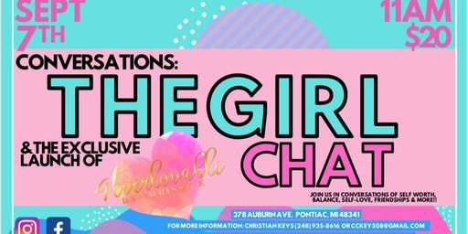 Conversations: The Girl Chat and The Official Launch of 4everlovable