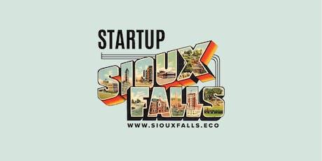 September Startup Social tickets