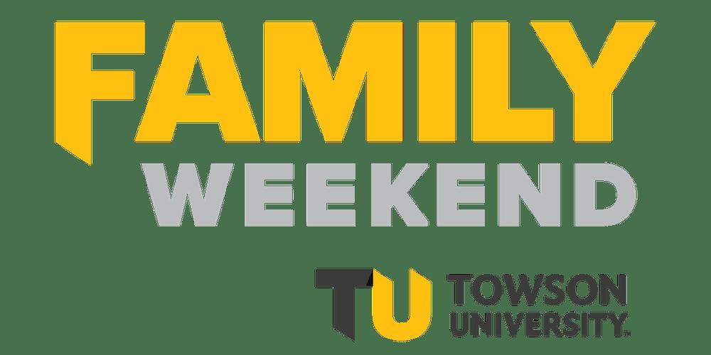 Towson Calendar.Towson University Family Weekend 2019 Tickets Fri Sep 20 2019 At