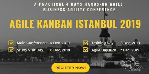 Agile Kanban İstanbul Summit