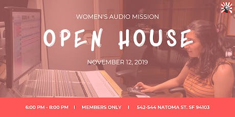 WAM Member Open House Fall 2019 tickets
