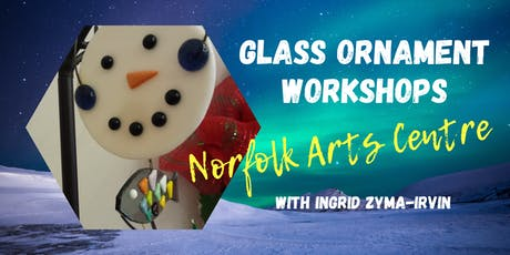 Glass Ornament Workshop tickets