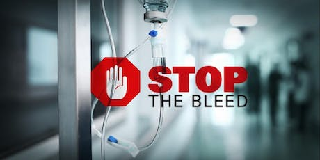 OSF Stop the Bleed / Bleeding Control tickets
