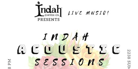 Live Music! Indah Acoustic Sessions tickets