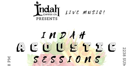 Live Music! Indah Acoustic Sessions